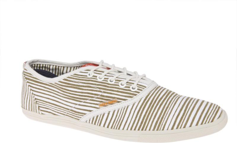 Jack & Jones Canvas Shoes For Men(Multicolor)
