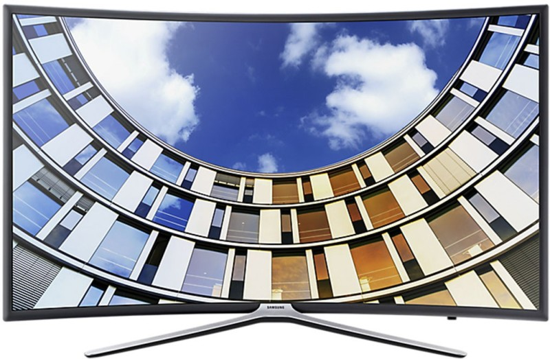 Samsung Series 6 138cm (55 inch) Full HD Curved LED Smart TV(55M6300)