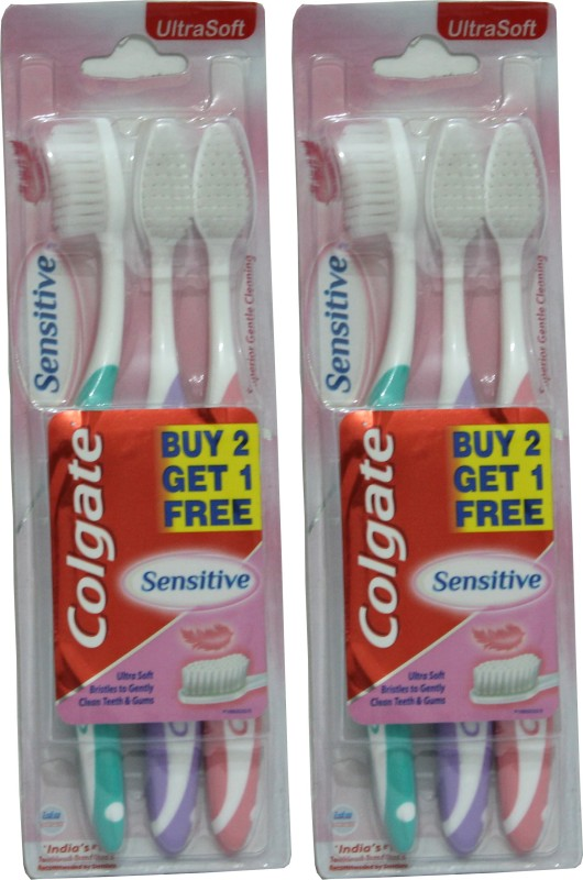 Colgate Ultrasoft ToothBrush(Pack of 6)