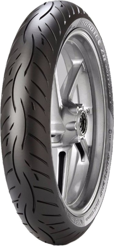 Metzeler Roadtec Z8 Interact 120/70ZR17 Front Tyre(Dual Sport, Tube Less)