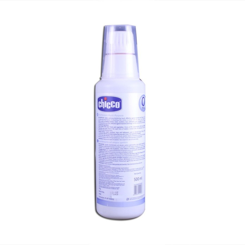 Chicco Chicco Disinfectant Multipurpose - 500ml(Multicolor)