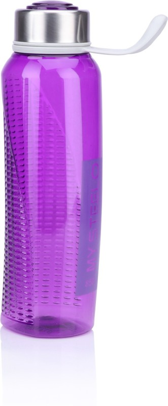 Steelo Tritan Tower BPA Free 800 ml Bottle(Pack of 1, Purple)