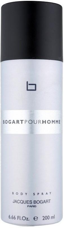 Jacques Bogart Pour Homme Gas Based Body Spray  -  For Men(200 ml) image