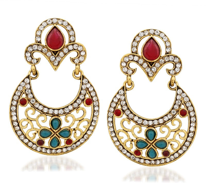 Divastri Delicate Alloy Drop Earring