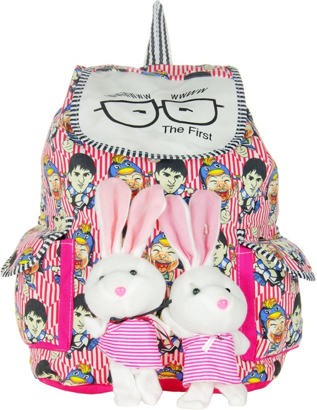 JG Shoppe JGBP1007201705 15 L Backpack(Multicolor)