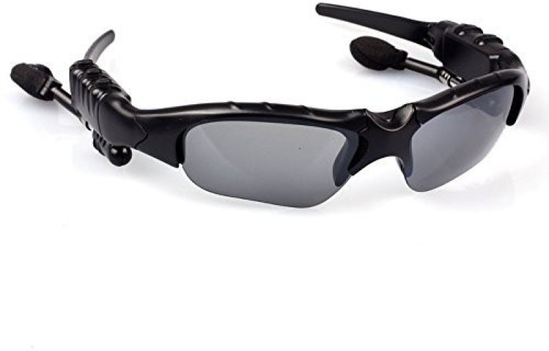 VibeX ™ Stylish Bluetooth Sunglasses MP3 Player For Bicyclist And Motorist(Smart Glasses)