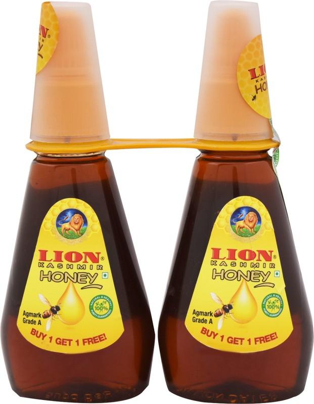 Lion Kashmir Honey(800 g, Pack of 2)