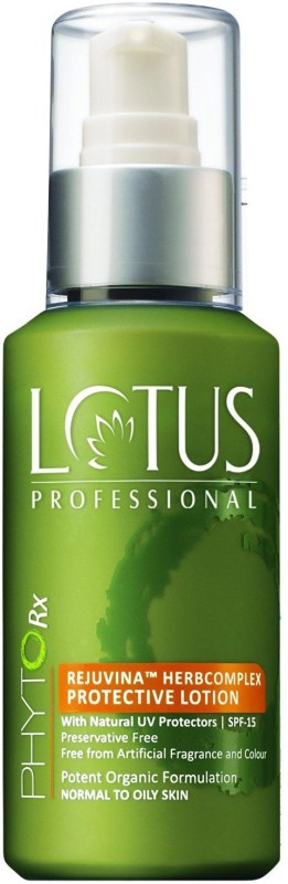 Lotus Professional Phyto Rx Rejuvina Herb Complex Protective Lotion, 100ml(100 ml)