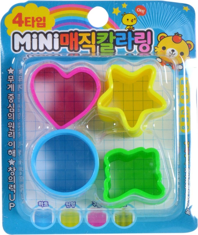 SN Toy Zone 0681 Toy Magic Spring(Green, Yellow, Pink, Blue)
