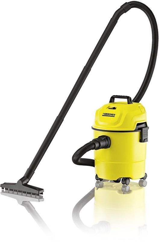 Karcher MV1 Wet & Dry Cleaner(Yellow, Black)