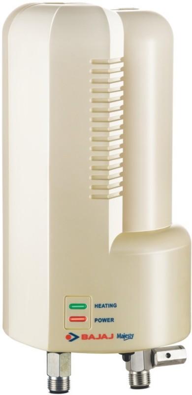 Bajaj 1 L Instant Water Geyser(Ivory, Majesty Instant - 150622)