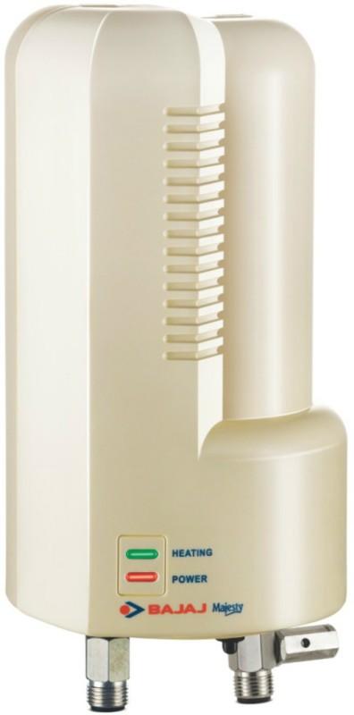 Bajaj 1 L Instant Water Geyser(Ivory, Majesty Instant - 150483)
