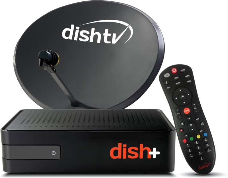 Dish TV SD+ Connection- Malayalam- Pack 1 Month Family Sports Pack
