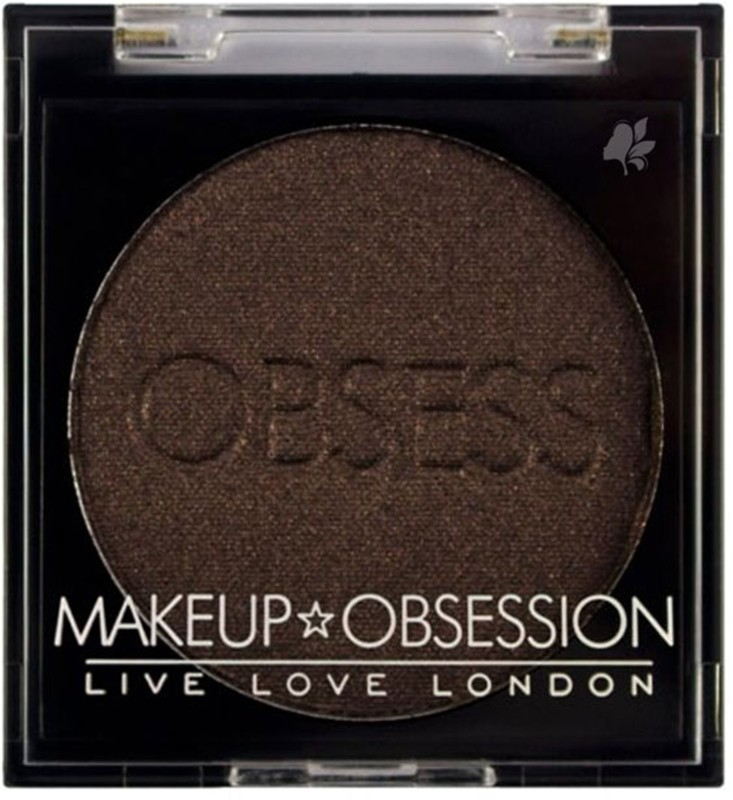 Makeup Obsession Eyeshadow E153 2 g(Coal)