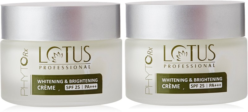 Lotus Professional PhytoRx Whitening & Brightening Crème SPF25 PA+++, 50g(50 g)