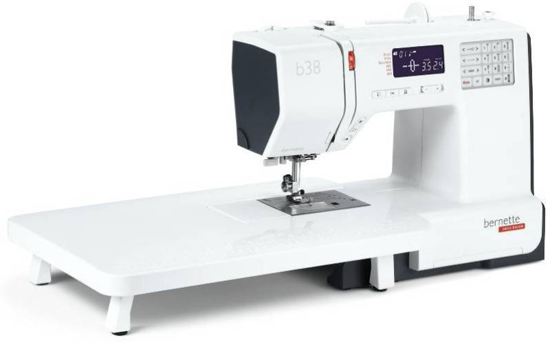 Bernette b38 Computerised Sewing Machine( Built-in Stitches 394)