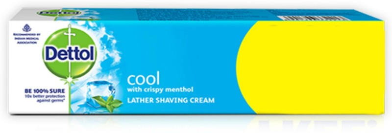 Dettol Shaving Cream Cool(60 g)