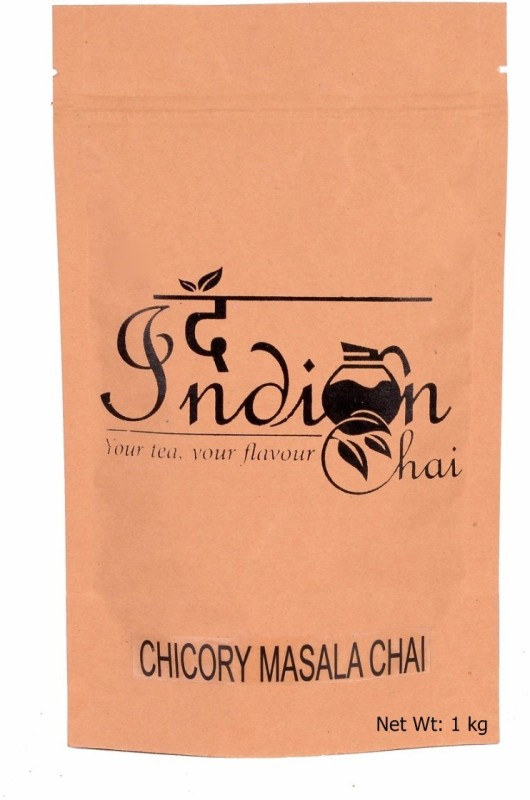 The Indian Chai Chamomile Mint Green Tea Ginger, Cardomom Green Tea(1000 g, Vacuum Pack)