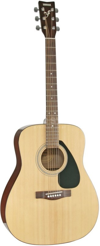 Yamaha F310 Nat Linden Wood Acoustic Guitar(Natural)