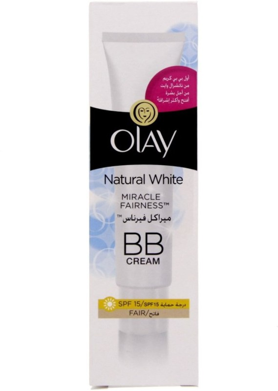 Olay Imported (Made in Thailand) Natural White SPF BB Cream(50 ml)