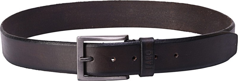 Faro Men Brown Genuine Leather Belt