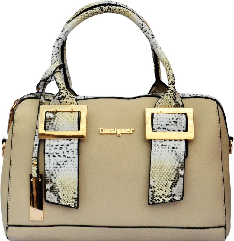 1TRENDZ Hand-held Bag(Beige)