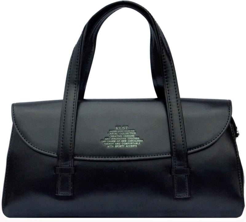 1TRENDZ Hand-held Bag(Black)