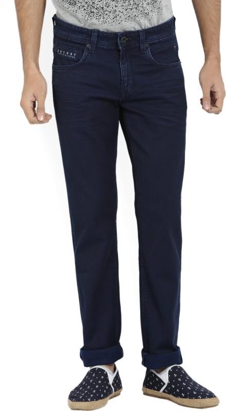 LP Jeans by Louis Philippe Slim Mens Blue Jeans