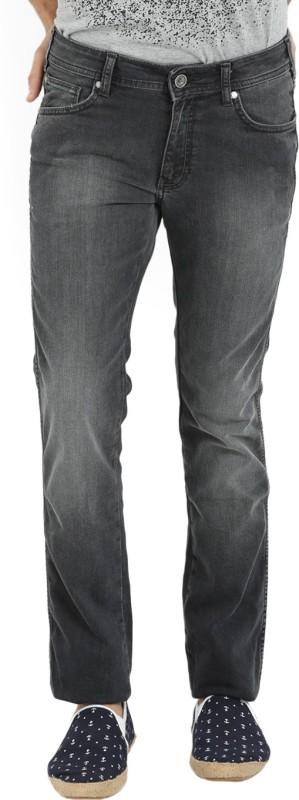 Wrangler Slim Mens Black Jeans