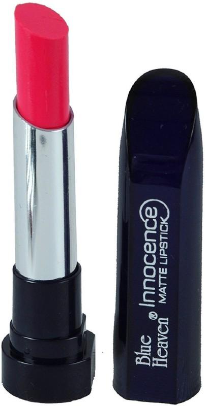 AV Blue Heaven Innocence Matte Lipstick 3.5 GM(PINK, 12)(3.5 g, Pink)