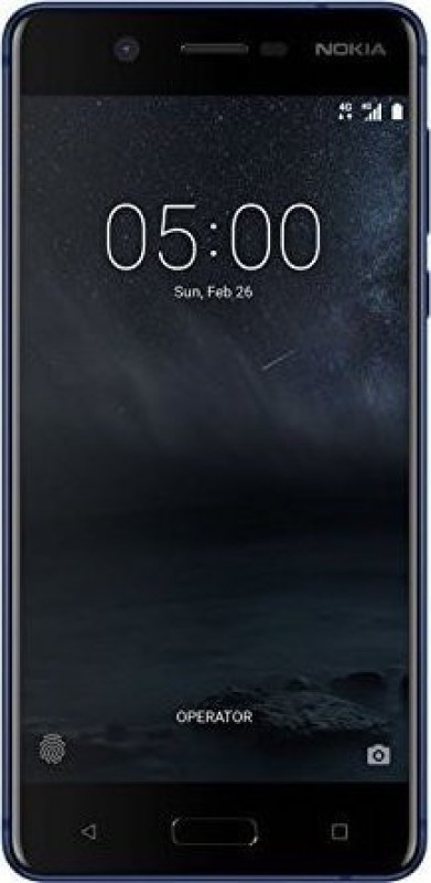 Nokia 5 (Tempered Blue, 16 GB)(2 GB RAM) image