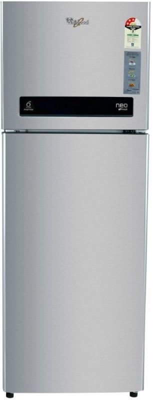 Whirlpool 265 L Frost Free Double Door Refrigerator(Alpha Steel, Neo...