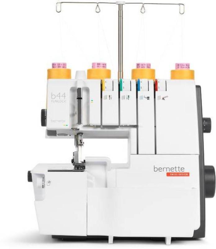 Bernette b44 Overlocker Sewing Machine( Built-in Stitches 15)