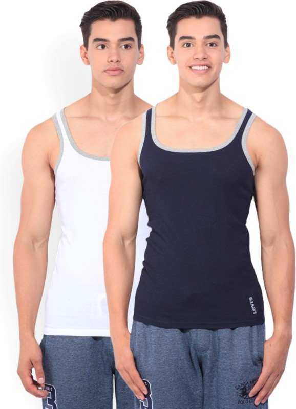 Levis Mens Vest(Pack of 2)