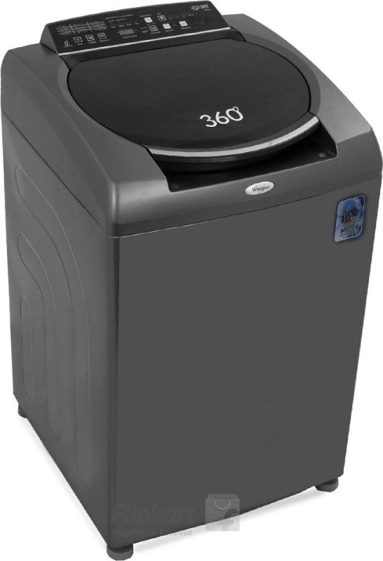 Whirlpool 8 kg Fully Automatic Top Load Washing Machine(360° Ultimate...