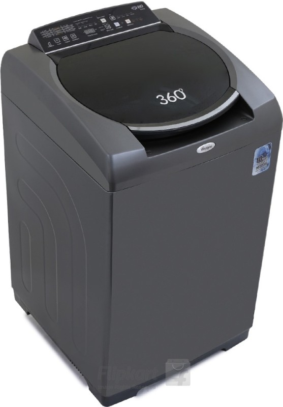 Whirlpool 10 kg Fully Automatic Top Load Washing Machine(360° Ultimate...