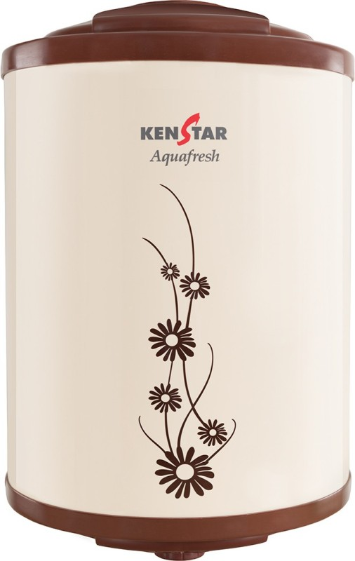 Kenstar 6 L Storage Water Geyser(Ivory, Brown, Aquafresh KGS06G8M-GDEA)