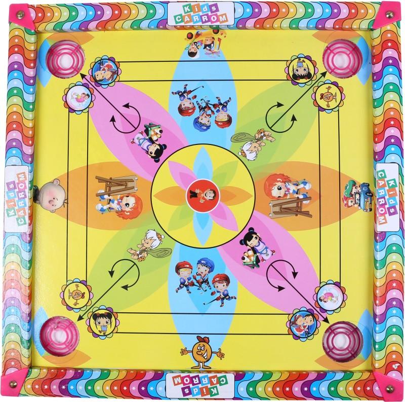 Mr. Tomato Shivay-Toys- carrom Board Game