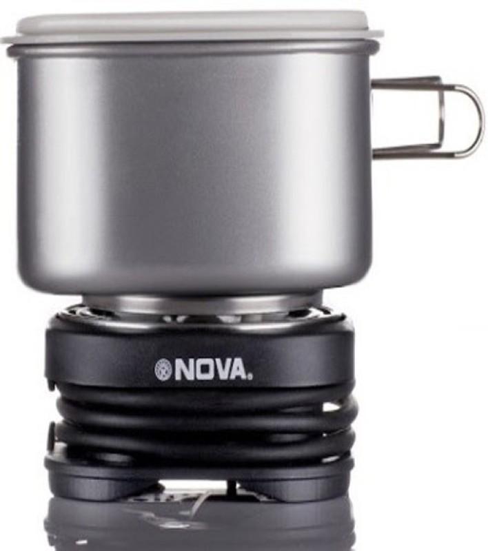 Nova TC-1550 (Silver) Travel Cooker(1.3 L, Silver)