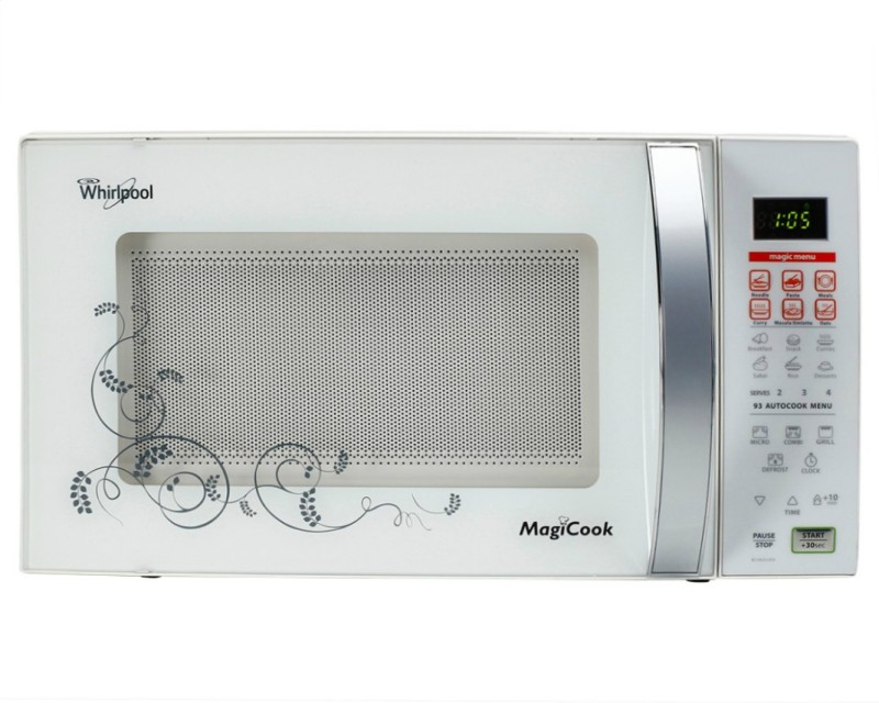 Whirlpool 20 L Grill Microwave Oven(MW 20 GW, White)