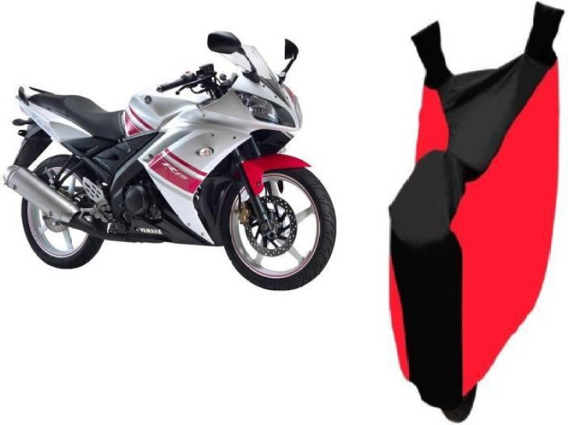 worldlookenterprises Two Wheeler Cover for Royal Enfield(Pulsar 220 DTS-i, Red)