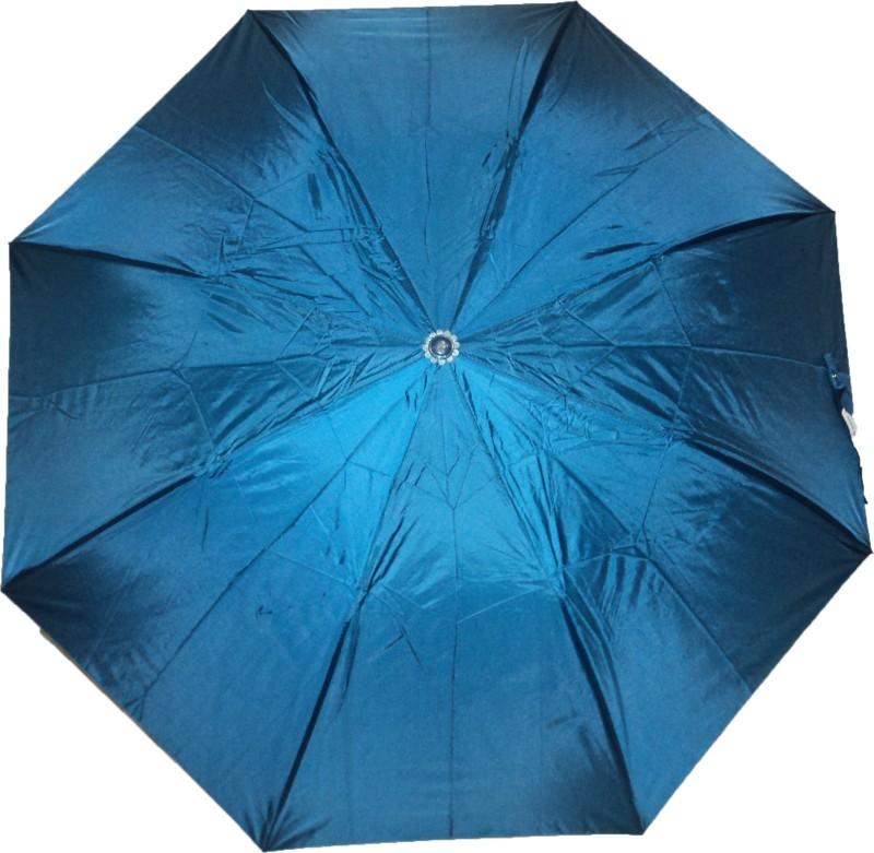 K.C Paul Soumi 2 Fold Umbrella(True Red)