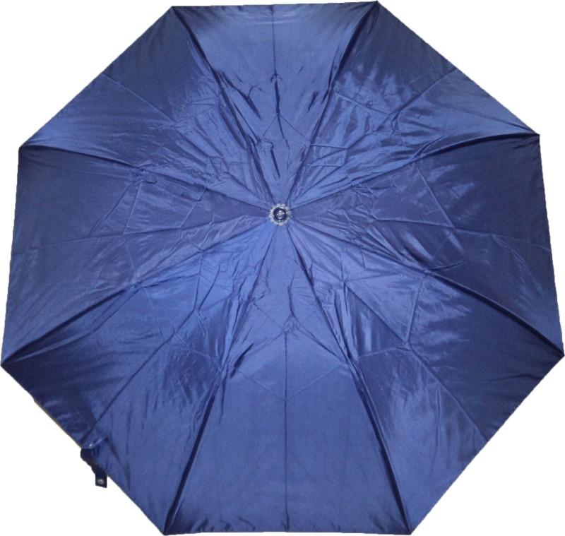 K.C Paul Soumi 2 Fold Umbrella(Navy Blue)