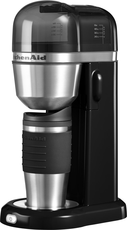 KitchenAid 5KCM0402BOB 4 Cups Coffee Maker(Onyx Black)
