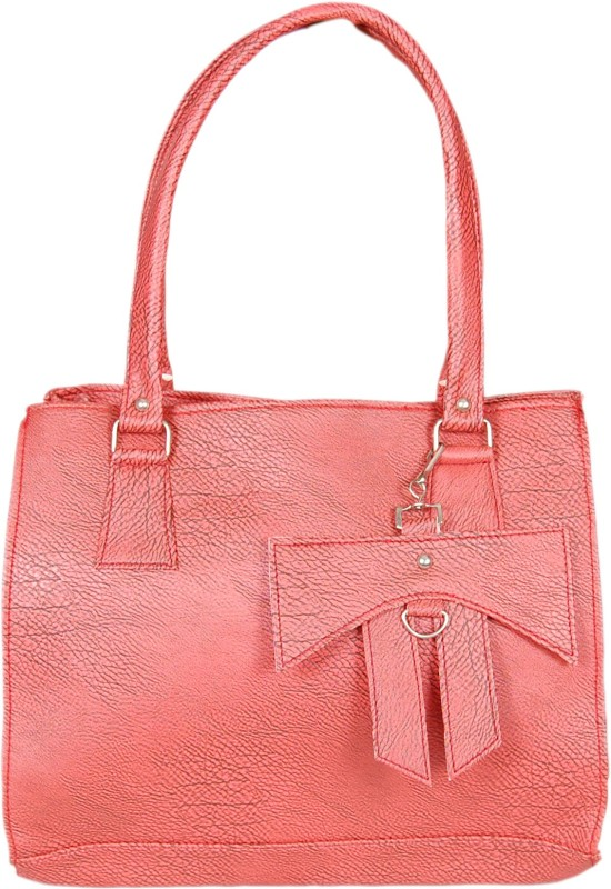 3NG Women Orange Hand-held Bag