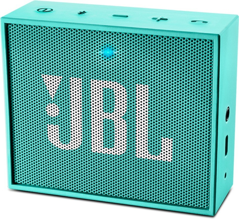 JBL GO PORTABLE MINI BLUETOOTH SPEAKER 3 W Portable Bluetooth Speaker(TEAL, Mono Channel)
