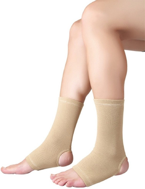 FLAMINGO Anklet Ankle Support (XXXL, Beige)