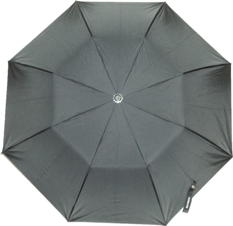 K.C Paul Rolex 2 Fold Umbrella(Black)