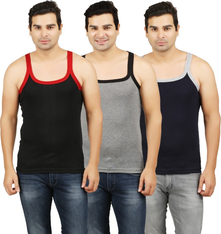 Vanquis Men Vest(Pack of 3)