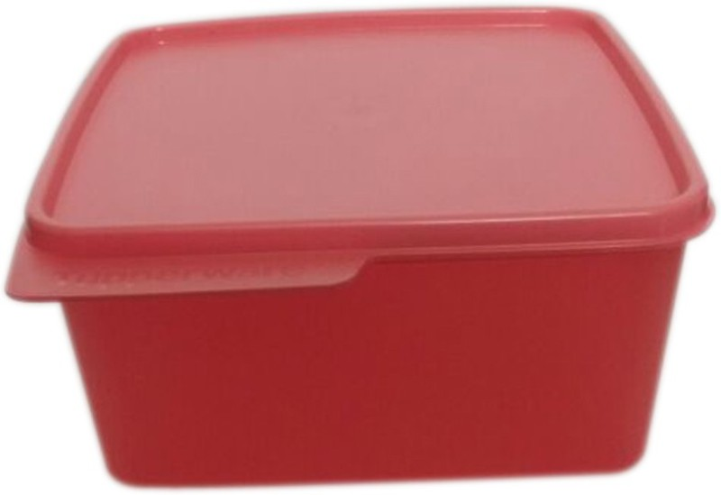 Tupperware keep tab medium red 1 Containers Lunch Box(1200 ml)